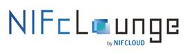 「NIFcLounge(ニフクラウンジ)」ロゴ