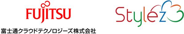 富士通クラウドテクノロジーズおよびスタイルズの企業ロゴ