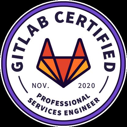 <GitLab Professional Services Engineer (PSE) Certification>